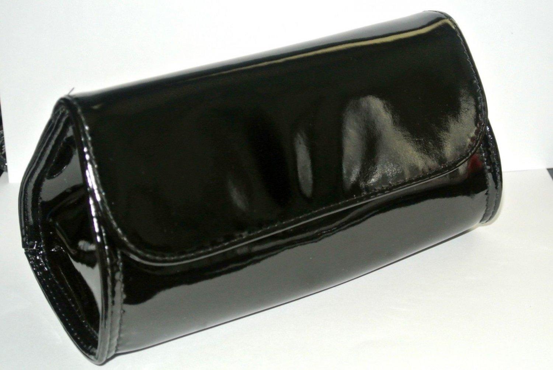 BareMinerals Escentuals BLACK Clutch Makeup Bag Cosmetic Bare Minerals