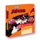 Kaiser Bakeware Halloween 6- Piece Cookie Cutter Set
