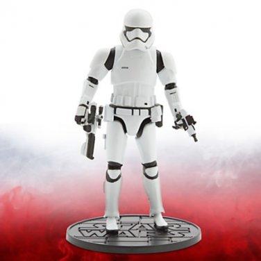 Disney Star Wars First Order Stormtrooper Elite Die Cast Action Figure
