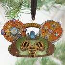 Steampunk Ear Hat Limited Edition Ornament Green Official Disney Collectible by Disney
