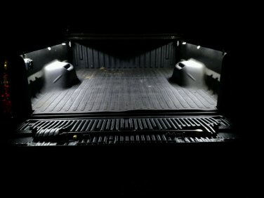 Led Truck Bed Lighting, for F250/F350 with Upfitter Switches