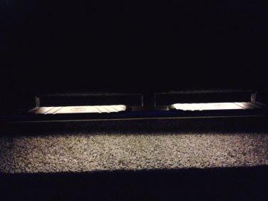 LED Running Board Lights White