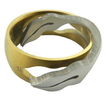316L Stainless Steel Tribal Handmade Men's Ring