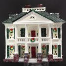 Dept 56 Snow Village Southern Colonial American Architecture Series Retired