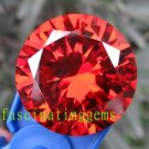100.75CT HUGE UNBELIEVABLE EXCELLENT RED ROUND ZIRCON