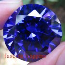 100.65CT BIG EXCELLENT STUNNING BLUE ROUND ZIRCON