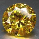 99.85CT HUGE STUNNING YELLOW ROUND ZIRCON