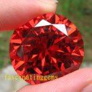 206.65CT HUGE UNBELIEVABLE EXCELLENT RED ROUND ZIRCON