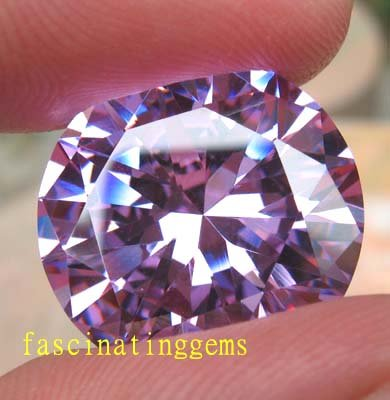 200.55CT UNBELIEVABLE HUGE CIRCULAR LILAC ZIRCON