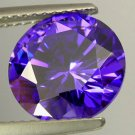 48.05CT BIG EXCELLENT STUNNING BLUE ROUND ZIRCON