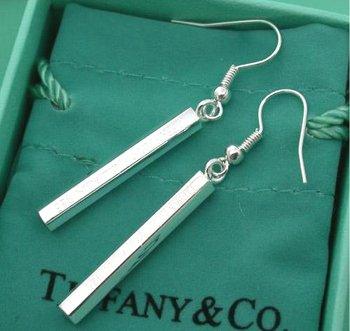 Amazing Sterling new style columniation dangling earrings
