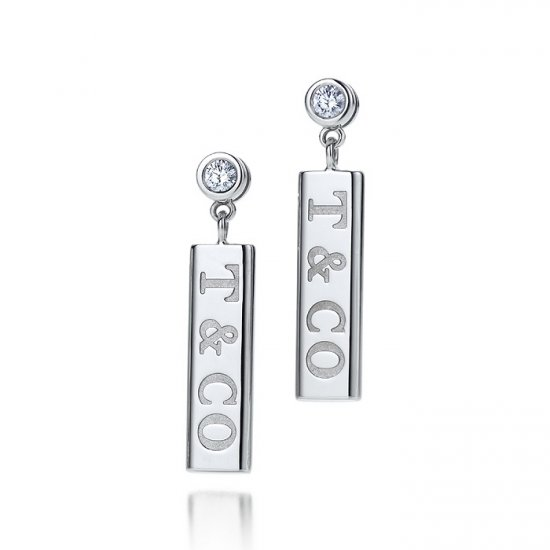 Unique sterling silver and gemmy 1837  earrings,New arrival!