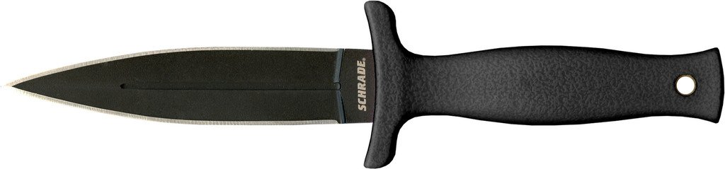 """Schrade Knives: Large 9"""" Double Edged Boot Knife  SCHF19L"""