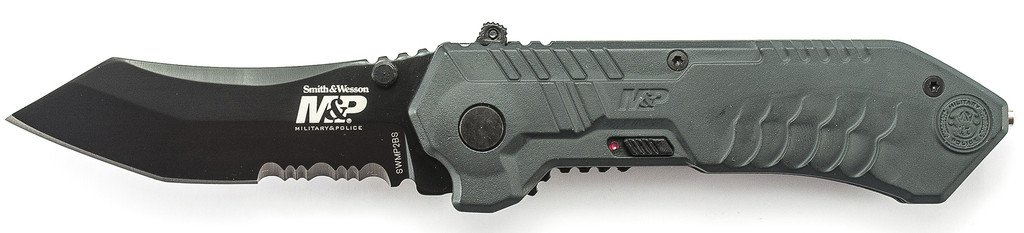 Smith &  Wesson:  Military & Police M.A.G.I.C. Assisted Opening   SWMP2BS