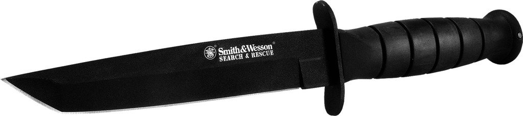 Smith and Wesson Search & Rescue Tanto Fixed Blade Knife SWCKSURT