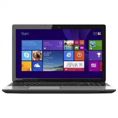 "Toshiba Satellite L55-B5276 16"" 1.7GHz 8GB Laptop Computer Ultra Portable Intel Core i5 Notebook PC"