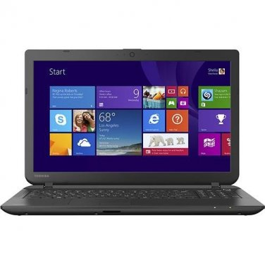 Toshiba Satellite C55-B5265 15.6-Inch Laptop PC Windows 8.1 Intel Mobile Notebook Computer