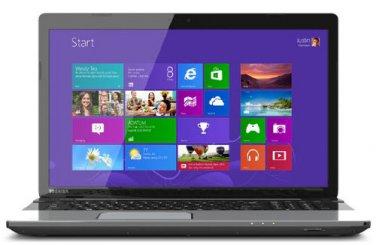 "Toshiba Satellite S75T-A7150 17.3"" Touchscreen Laptop PC Windows 8 Intel Core Mobile Computer"