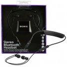 Sony SBH80 NFC Multipoint Stereo Bluetooth V3 AptX Headset Splashproof Earphones