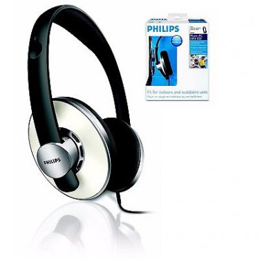 Philips SHP5401 Stereo Headphones 40mm /GENUINE