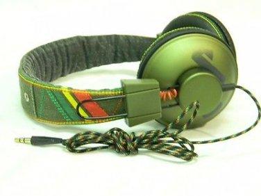 House of Marley Positive Vibration Headphones Headphones Headband On-Ear - Roots