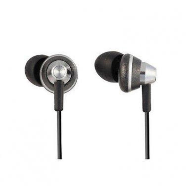 Panasonic RP-HJE355-K High Fidelity Ergo-Fit Inner Ear Earbud RPHJE355 /GENUINE