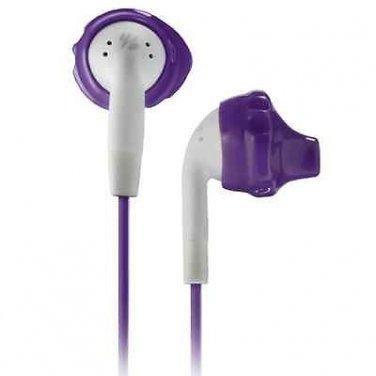 "New purple 3.5mm Yurbuds ""Inspire"" Sport Series Earphones for apple/sumsung/HTC"
