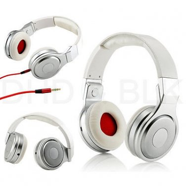 Adjustable Headphone Earphone Headset Stereo for iPhone iPod MP3 MP4 PC Tablet