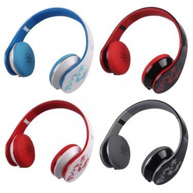 Stereo Headphone Earphone Headset Over-Ear for iPhone 5 4S iPod PC MP3 Foldable