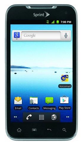 LG LS840 Viper 4G LTE Android Touchscreen Smartphone Sprint CDMA