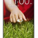 LG G2 Mini D618 8GB White Smartphone 3G DUAL GSM Unlocked Mobile Android Cellphone