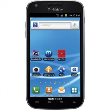 Samsung Galaxy S2 S II T989 (Unlocked) 16GB Cellphone Black GSM 4G LTE Mobile Android Smartphone