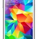 Samsung Galaxy S5 Mini SM-G800H 16GB Unlocked GSM Dual-SIM Quad-Core Smartphone - Shimmery White
