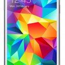 Samsung Galaxy S5 G900V 16GB Verizon CDMA / Unlocked GSM 4G LTE Smartphone - White