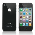 New Apple iPhone 4 Black - 16GB - AT&T Smartphone iOS MC608LL/A Cellular phone