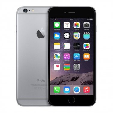 Apple iPhone 6 16GB Verizon Black Space Gray Smartphone A1549 4G iOS 8 CDMA No-Contract Cell phone