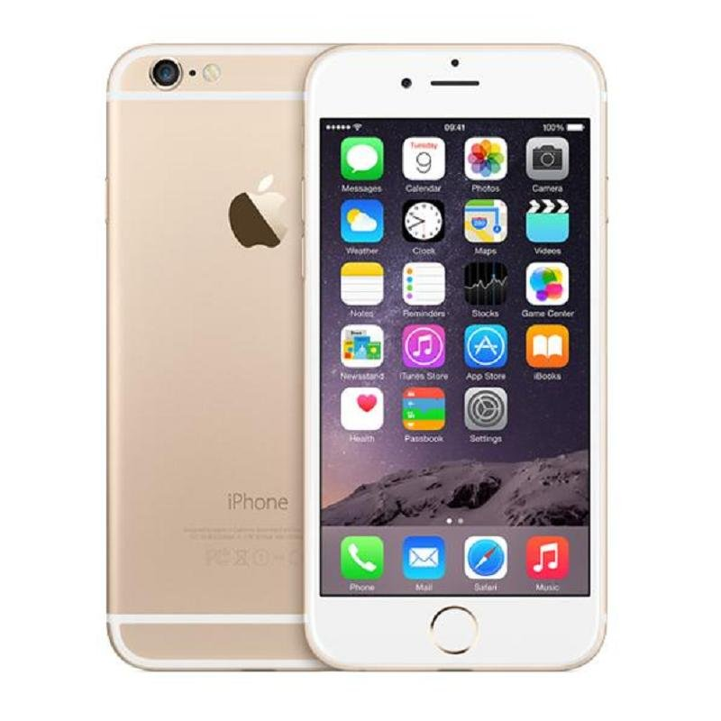 Apple iPhone 6 128GB T-Mobile Gold Smartphone A1549 4G LTE iOS 8 GSM No-Contract Mobile Cellphone