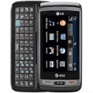 LG Vu Plus GR700 Touchscreen AT&T Unlocked GSM Mobile Cellphone - Black