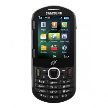 Samsung R455C (Net10) Tracfone QWERTY Prepaid Cellphone No contract mobile phone