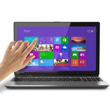 "Toshiba Satellite E55T-A5320 PSKPJU-01E023 Ultrabook 15.6"" Touch Screen Laptop - Intel Notebook PC"