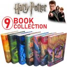 Harry Potter - Complete Collection 9 EBook Series Full 1-7 Bundle + 2 Bonuses [PDF, EPUB, MOBI]