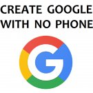How to Create Many Google YouTube Accounts With No Phone Number [GUIDE]