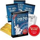 America 2020 The Survival Blueprint Porter Stansberry Hardcover 5 E-Books [Digital Bundle]