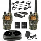 Midland GXT1050VP4 Two Way Radio - 190080 ft - 462.5500 MHz to 467.7125 MHz