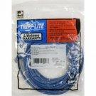 Tripp Lite N201-005-BL Cat6 Gigabit Snagless Molded Patch Cable RJ45 M/M Blue 5'