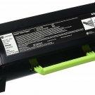 Lexmark 50F0H0G Unison Toner Cartridge - Black - Laser - High Yield - 5000 Pages