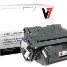 V7 V761XG Remanufactured High Yield Toner Cartridge for HP C8061X (HP 61X)