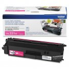 Brother Genuine TN331M Magenta Toner Cartridge - Laser - 1500 Pages - 1 Each