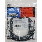 Tripp Lite N001-010-BK Cat5e / Cat5 Snagless Molded Patch Cable RJ45 M/M Black