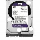 WD WD60PURZ Purple 6TB Surveillance Hard Drive - 5400rpm - 64 MB Buffer 3.5IN
